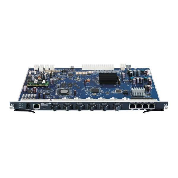MSC1224GB, Management and Switching Card