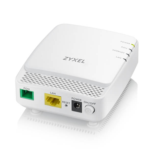 PMG2005-T20E, GPON ONT with 1-port GbE LAN